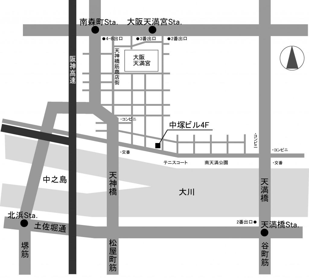 新事務所地図